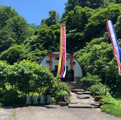 高龍神社 奥の院